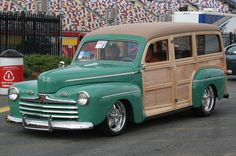 1946 Ford Woody Wagon | Flickr - Photo Sharing!