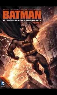 Batman ciudad. Gótica. El caballero. De la noche
