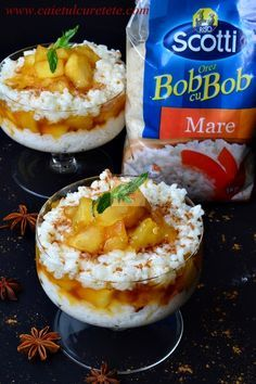 orez cu lapte si mere caramelizate Baby Food Recipes, Cake Recipes, Dessert Recipes, Cooking Recipes, Healthy Meals For Kids, Kids Meals, Healthy Recipes, Dessert Drinks, Dessert Bars