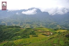 View from Sapa, Northern #Vietnam. Photo credits: Easia Travel