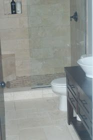 I Want To Remodel My Bathroom daltile 'architectural gray' tile walk-in shower in the master