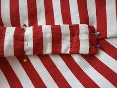 "Edeltraud mit Punkten: Umhängetasche ""Karina"" Flag, Easy Bag, Small Bags, Bags Sewing, Tutorials, Science, Flags"