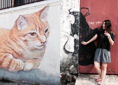 Armenian Art Street Mural Art, Street Art, Cats, Animals, Wall Art, Gatos, Animales, Mural Wall Art, Kitty Cats