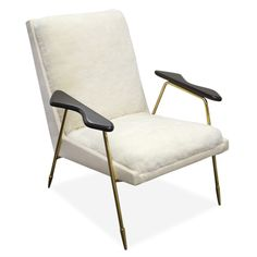 "Loving JA's ""Rich Hippie"" trend. Too bad I am not a rich hippie. Ingmar Side Chair 