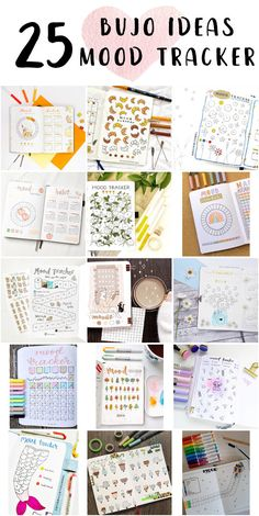 Best Bullet Journal Mood Tracker Pages Ideas - Bullet Journal Method Bullet Journal Mood Tracker Ideas, Bullet Journal Writing, Book Journal, Journal Ideas, I Need To Know, Do You Remember, Wise One, Tacker, Nocturnal Animals