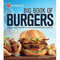 """Read """"Weber's Big Book of Burgers The Ultimate Guide to Grilling Backyard Classics"""" by Jamie Purviance available from Rakuten Kobo. The ultimate cookbook for BBQ lovers, with recipes and tips for heavenly hamburgers and much more. Weber's Big Book of B. Empanadas, Sandwiches, Wicked Good, National Dish, Grilling Tips, Grilling Recipes, Good Burger, Burger Buns, Secret Recipe"""