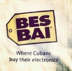 a17b90bb Bes Bai Cuban Humor, Havana Nights, Funny Ads, The Funny, Hilarious,