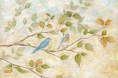 Blue Birds Branch Poster Print by Cynthia Coulter (24 x 3... https://www.amazon.com/dp/B01DWVBDU4/ref=cm_sw_r_pi_dp_x_c03oybFSTTDGC