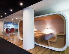 Design de ambiente e mobiliário de escritórios