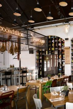 Amsterdams Restaurant Mercate