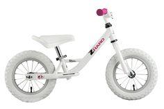 Haro Z-12 Balance Bicycle in White