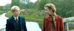 Rudy and Liesel! <3 I'm going to go cry for two days now.