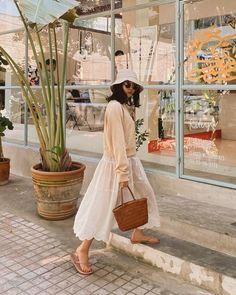 Korea Street Style, Shirt Dress, Shirts, Dresses, Fashion, Vestidos, Moda, Shirtdress, Fashion Styles