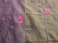 Purple Prose scarf by maya matthew
