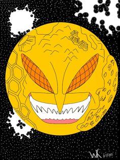 ego the living planet/kanjar ro(dc comic)