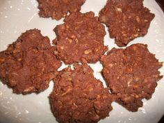 Sandy's Kitchen: Haystacks  to use the cinnamon pretzels