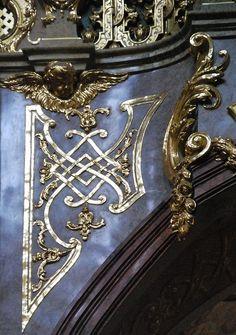 Орнамент барокко. Декор барочных церквей Вены