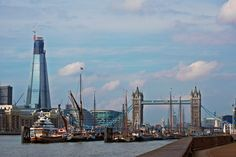 london skyline london bridge - Google Search