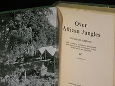 Our African Jungles by Martin Johnson HTF The Record of by parkie2, $75.00