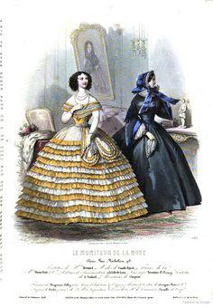 Le Moniteur de la mode 1859