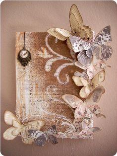 A journal of butterflies