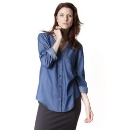 Emmett Top by Nicole Bridger Ethical Fashion, Vancouver, Shirts, Tops, Closet, Free, Women, Armoire, Sustainable Fashion