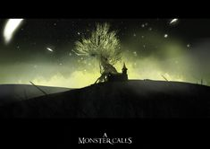 """HEADLESS: More research for the film""""A Monster Calls"""". We..."""