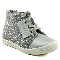 on sale 2eda0 9cde7 025A BABYBOTTE FRANGE GRIS www.ouistiti.shoes le spécialiste internet   chaussures  bébé