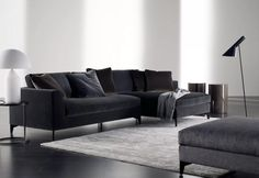 Louis Up is a luxury designer sofa by Italian brand Meridiani.