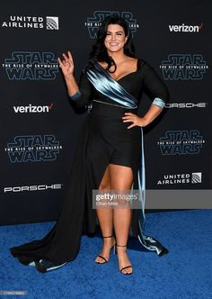Gina Carano at premiere of Disney's Star Wars The Rise Of Skywalker in Hollywood Hollywood Actresses, In Hollywood, Actors & Actresses, Beautiful Celebrities, Beautiful Actresses, Beautiful Women, Celebrity Crush, Celebrity Style, Cara Dune