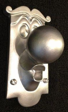 Alice in Wonderland Doorknob Disney prop 100 resin by HymnAndHurse