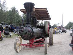 Peerless höyrytraktori