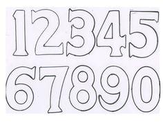 Number - two printable template | NÚMERO 2 GRAFÍA Y CANTIDAD ETC ...