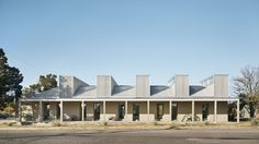 Architect Michael Morrow of Kinneymorrow Architecture redesigns a classic adobe house in Marfa, Texas.