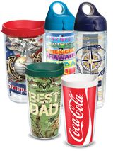 Check out these new designs for your next Tervis fundraiser!
