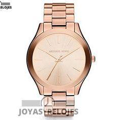 ⬆️✅ Michael Kors MK3197 ⬆️✅ Colosal ejemplar perteneciente a la Colección de RELOJES MICHAEL KORS ➡️ PRECIO  € En Oferta Limitada en  https://www.joyasyrelojesonline.es/producto/michael-kors-mk3197-reloj-de-cuarzo-con-correa-de-acero-inoxidable-para-mujer-color-rosa/  ¡¡No los dejes Escapar!! #Relojes #RelojesMichaelkors #Michaelkors