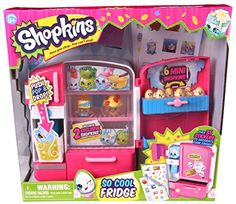 Shopkins So Cool Fridge Review