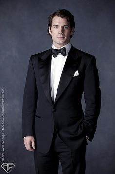 Henry Cavill - BAFTA Awards 2013 by Henry Cavill Fanpage, via Flickr