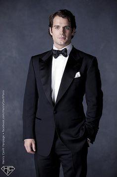Henry Cavill - BAFTA Awards 2013 by Henry Cavill Fanpage, via Flickr