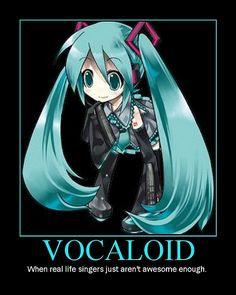 Vocaloid | Miku