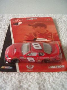 Dale Earnhardt Jr Action Stock Car Collectible 1:64 Scale Limited Edition.  #EarnhardtMemorabilia
