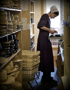 Amish Family: I like the idea of a simple life style and hard work