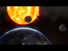 Bardzo dobra animacja naszego układu słonecznego.