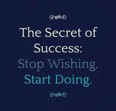 El secreto del éxito./The secret of success. #business #negocios