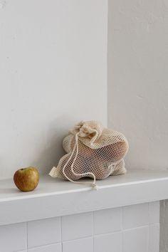 Organic Cotton Produce Bags