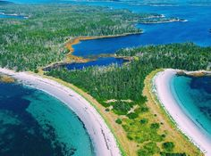 """Shelter Cove, Wild Islands, Nova Scotia // Photo by Dave Culligan"""" This nature reserve is one of the last protected archipelagos of its kind in… Vacation Destinations, Vacation Spots, Vacations, Cool Places To Visit, Places To Travel, East Coast Canada, Visit Nova Scotia, Montreal Travel, Atlantic Canada"""
