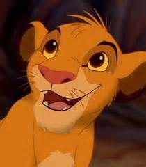 *SIMBA ~ The Lion King, 1994