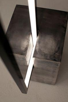 Miré - Led floor lamp. Design by Michel Cinier. France