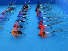 Summer steelhead patterns - Fishing with Jay