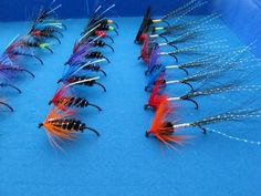 "Summer Steelhead Fles? This is the age of Intruders and Tube flies, and oh yeah, I almost forgot to mention ""strung-out"" steelhead flies.  These are great fish catching innovations.  They wiggle an…"